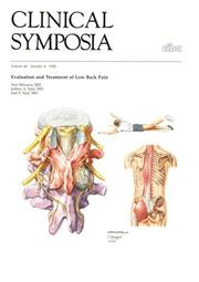 Cover of: Evaluation and Treatment of Low Back Pain (Clinical Symposia, Vol 48, Pt 4) | Allan Jacobs