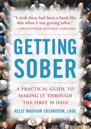 Cover of: Getting Sober | Kelly Madigan Erlandson