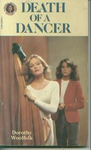 Cover of: Death of a Dancer by Dorothy Woolfolk