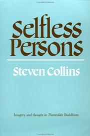 Cover of: Selfless persons by Steven Collins