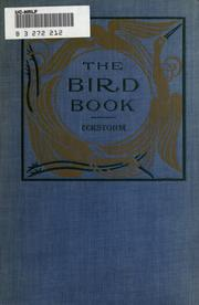 Cover of: The bird book | Fannie Hardy Eckstorm