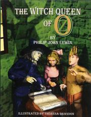 Cover of: The Witch Queen of Oz | Philip John Lewin