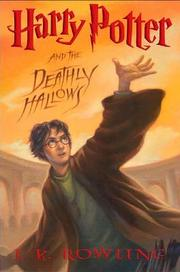 Cover of: Harry Potter and the Deathly Hallows by J. K. Rowling