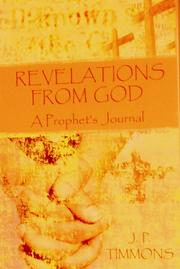 Cover of: Revelations From God | JP Timmons
