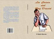 Cover of: La crisis del Rey David | daniel albarran