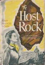 Cover of: The host rock | Mary Frances Doner