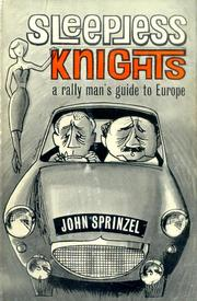 Cover of: Sleepless knights | John Sprinzel