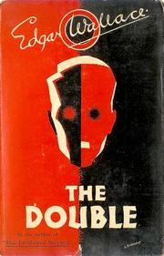 Cover of: The double | Edgar Wallace
