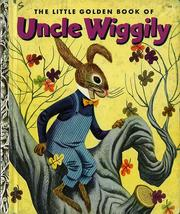 Cover of: The Little Golden Book of Uncle Wiggily | Howard Roger Garis