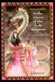 Cover of: In the court of the Jade Emperor | Rosalind Kerven