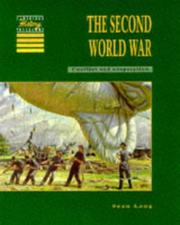 Cover of: The Second World War | Sean Lang