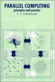 Cover of: Parallel Computing | T. J. Fountain