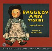 Cover of: Raggedy Ann Stories CD | Johnny Gruelle
