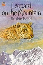 Cover of: Leopard on the Mountain | Ruskin Bond