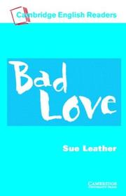 Cover of: Bad Love Audio Cassette | Sue Leather
