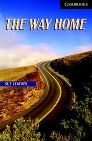 Cover of: The Way Home | Sue Leather
