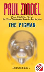Cover of: The Pigman by Paul Zindel