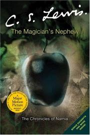Cover of: The Magician's Nephew by C. S. Lewis
