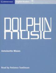Cover of: Dolphin Music Audio cassette | Antoinette Moses