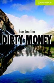 Cover of: Dirty Money Paperback with Audio CD | Sue Leather