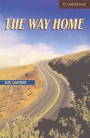 Cover of: The Way Home Book and Audio CD Pack | Sue Leather