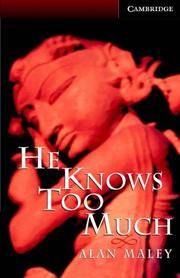 Cover of: He Knows Too Much Book and Audio CD Pack | Alan Maley