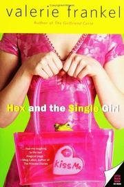 Cover of: Hex and the single girl | Valerie Frankel