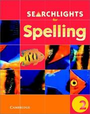 Cover of: Searchlights for Spelling Year 2 Pupil's Book (Searchlights for Spelling) by Pie Corbett