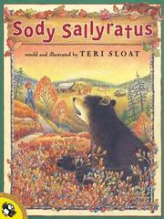 Cover of: Sody sallyratus by Teri Sloat