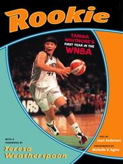 Cover of: ROOKIE, A First Year With the WNBA | Joan Anderson