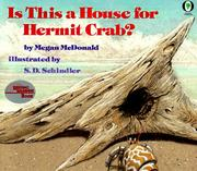 Cover of: Is This A House..hermit Crab by Megan Mcdonald