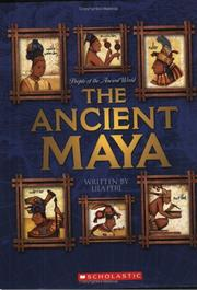 Cover of: The Ancient Maya (People of the Ancient World) by Lila Perl