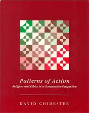 Cover of: Patterns of action | David Chidester