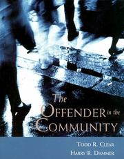 Cover of: The Offender in the Community | Harry Dammer
