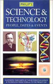Cover of: Philip's Science & Technology by Inc. Sterling Publishing Co.