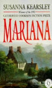 Cover of: Mariana by Susanna Kearsley
