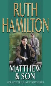 Cover of: Matthew and Son | Ruth Hamilton