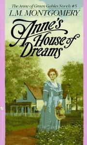 Cover of: Anne's House of Dreams | Lucy Maud Montgomery
