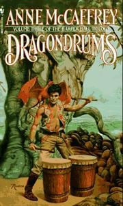 Dragondrums (Harper Hall of Pern #3)