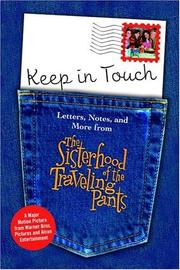 Cover of: Keep in Touch by Random House