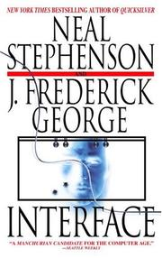 Cover of: Interface | Neal Stephenson