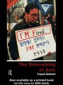 Cover of: The downsizing of Asia | François Godement