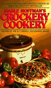 Cover of: Crockery Cookery by Mable Hoffman