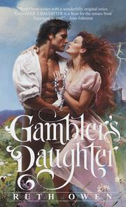 Cover of: Gambler's Daughter by Ruth Owen