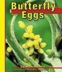 Cover of: Butterfly eggs | Helen Frost