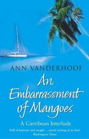 Cover of: An Embarassment of Mangoes by Ann Vanderhoof