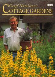 Cover of: Geoff Hamilton's Cottage Gardens by Geoff Hamilton