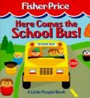 Here comes the school bus!