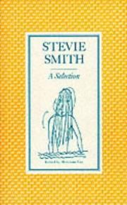Cover of: Stevie Smith, a selection | Stevie Smith