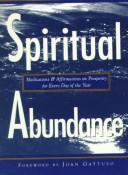 Cover of: Spiritual abundance | David Stuart Alexander